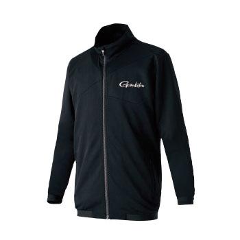 がまかつ(Gamakatsu) スウェットジャケット GM-3637 5L ブラック 53637-17-0