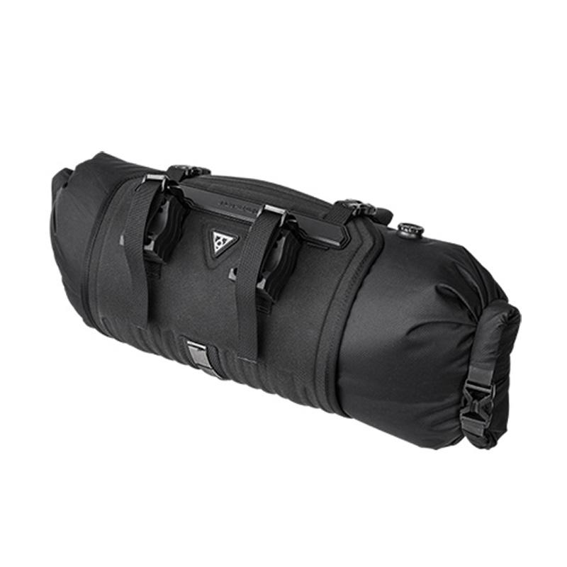 ◆セール特価品◆ 自転車バッグ TOPEAK トピーク フロントローダー 8L BAG41800 ファッション通販 BLK