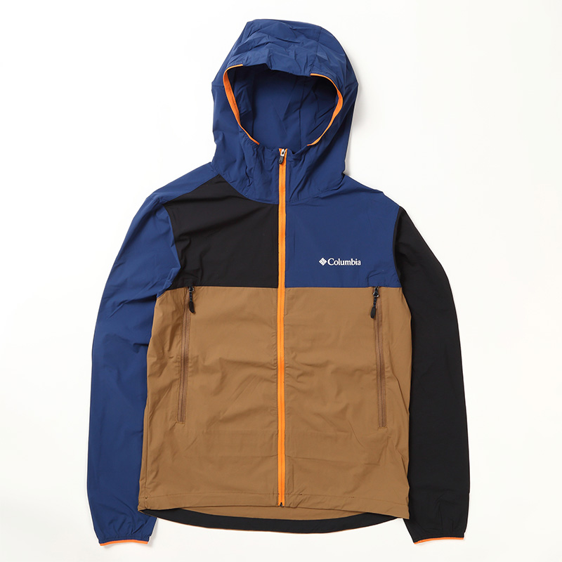 【P10倍☆3店舗買い回りで!4/9~】 Columbia(コロンビア) Time To Trail Jacket(タイムトゥー トレイル ジャケット) Men's L 259(Delta Multi) PM3788