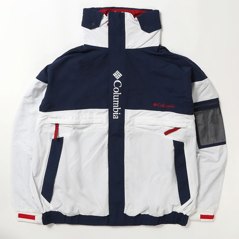 【P10倍☆3店舗買い回りで!4/9~】 Columbia(コロンビア) Wolf Road Jacket(ウルフ ロード ジャケット) Men's L 125(Sea Salt) PM3796