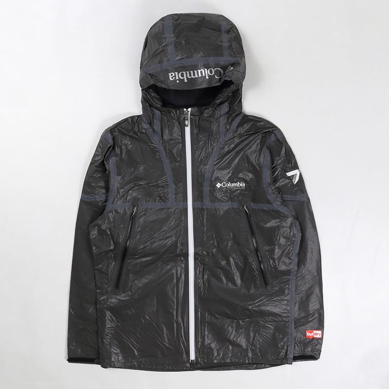 Columbia(コロンビア) アウトドラ イエクストリーム ライトウェイト ジャケット Men's XL 010(Black) PM5736