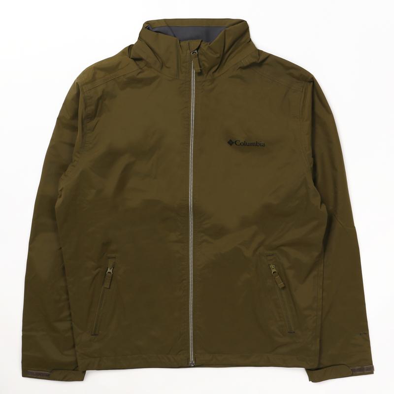 Columbia(コロンビア) Bradley Peak Jacket(ブラッドリー ピーク ジャケット)Men's M 327(New Olive) WE0049