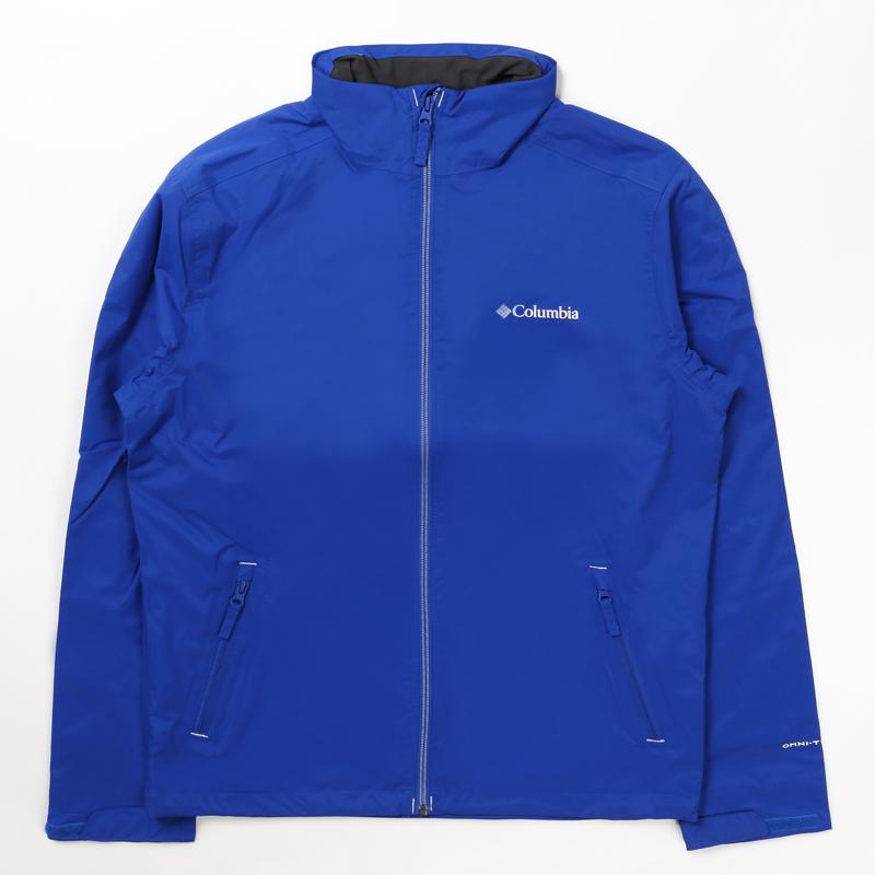 Columbia(コロンビア) Bradley Peak Jacket(ブラッドリー ピーク ジャケット)Men's XL 437(Azul) WE0049