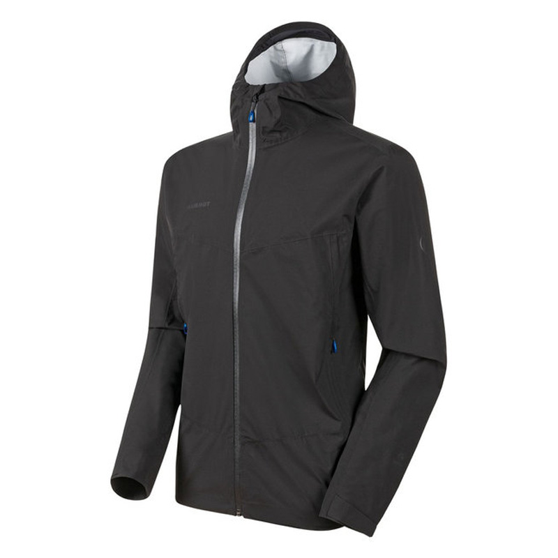 【P10倍☆3店舗買い回りで!4/9~】 MAMMUT(マムート) Albula HS Hooded Jacket AF Men's L 0001(black) 1010-28460