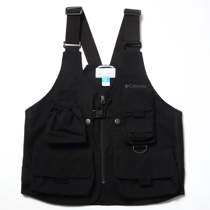 【P10倍☆3店舗買い回りで!4/9~】 Columbia(コロンビア) Green Pines Vest(グリーン パインズ ベスト) Men's M 10 PM3793