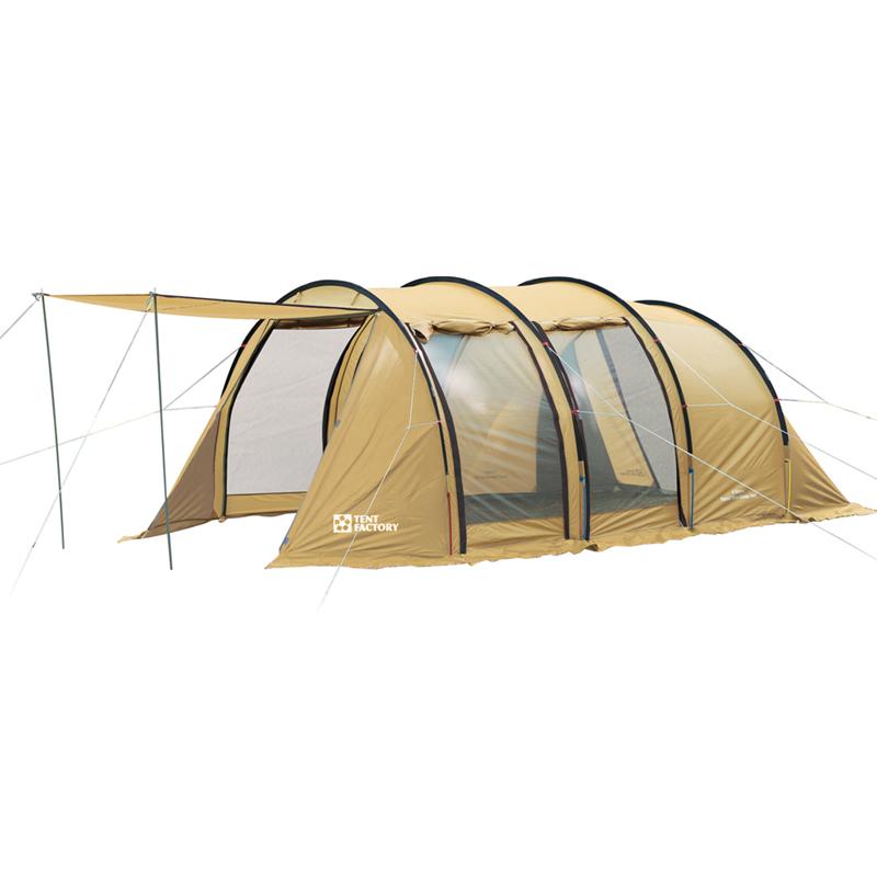 テント TENT FACTORY テントファクトリー フォーシーズン BE 2ルームテント TF-4STU2-NL L トンネル 着後レビューで 送料無料 正規逆輸入品