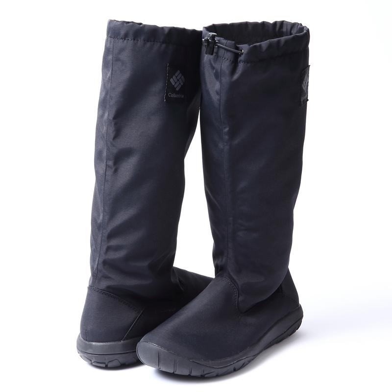 Columbia(コロンビア) SPEY PINES BOOT WATERPROOF(スペイ パインズ ブーツ ウォータープルーフ) 5/23.0cm 010(Black) YU0310