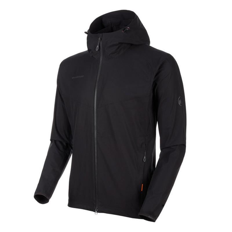 MAMMUT(マムート) GRANITE SO Hooded Jacket AF Men's XS 0001(black) 1011-00321