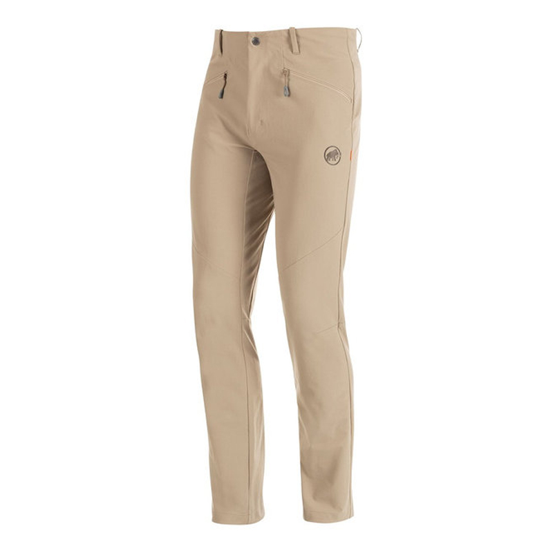 MAMMUT(マムート) Trekkers 2.0 Pants AF Men's L 7459(safari) 1021-00410
