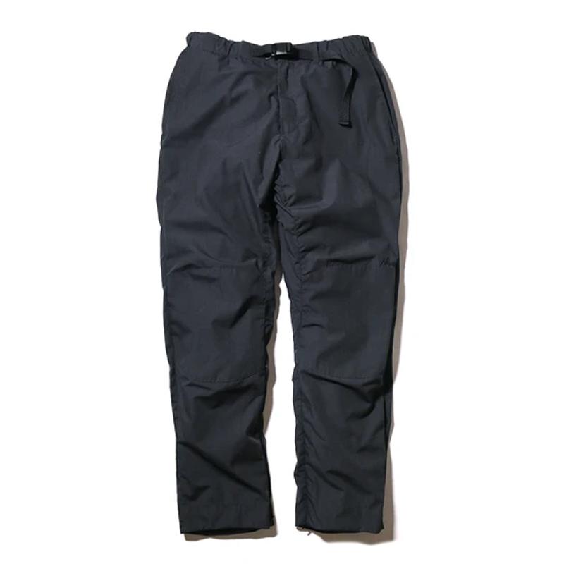 ナンガ(NANGA) TAKIBI FIELD OVER PANTS(タキビ フィールド オーバー パンツ) Men's L CHA(チャコール) N1TfCHG2