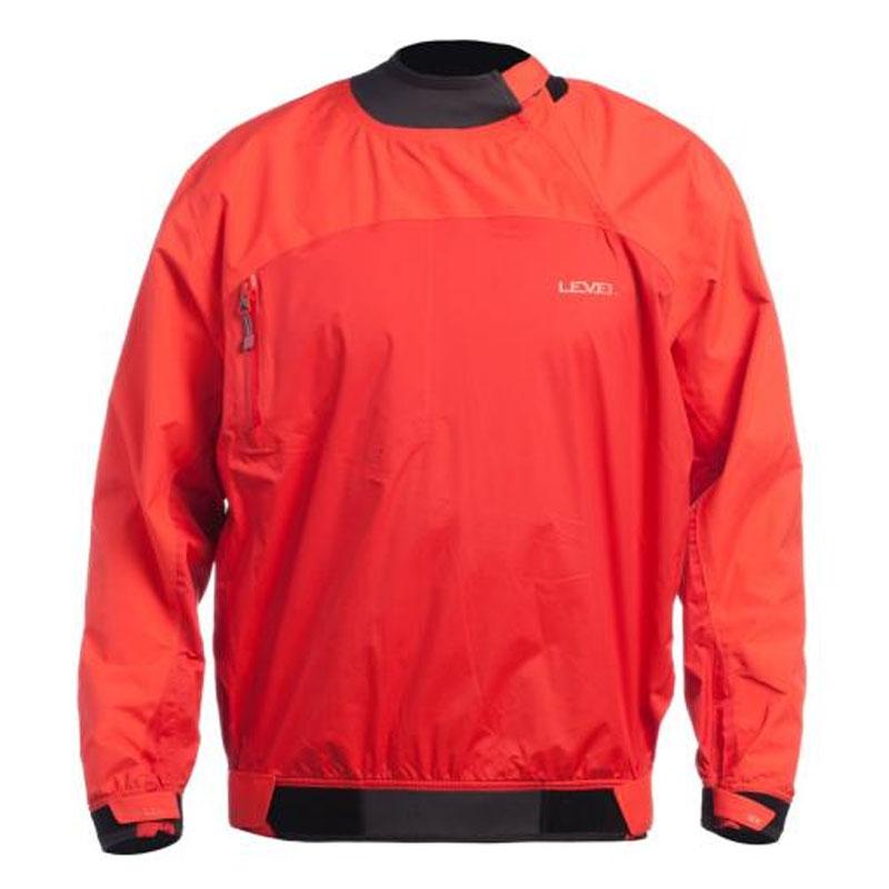 Level Six(レベル シックス) Baffin Jacket S ブレイズレッド LS13A000000731