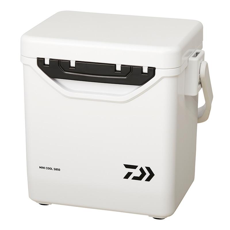 フィッシングクーラー 安い 激安 プチプラ 高品質 高級な ダイワ Daiwa ミニクール S850 WH 03300116 ホワイト 8.5L
