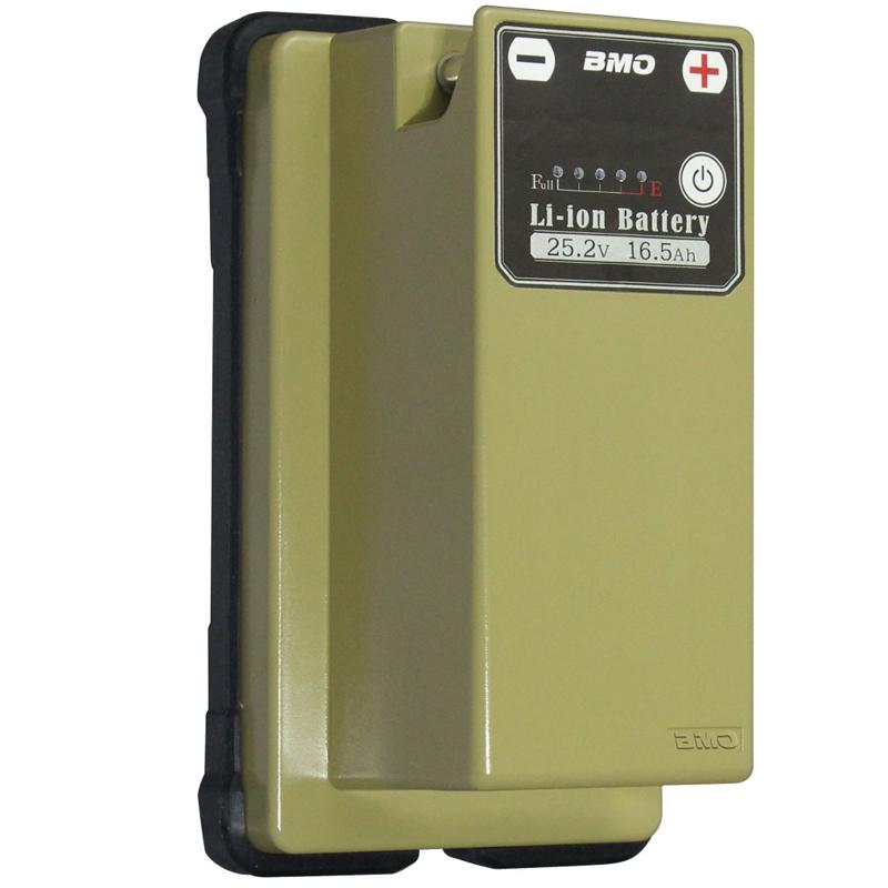 bmojapan(ビーエムオージャパン) リチウムイオンバッテリー25.2V 16.5Ah(本体のみ) 10A0005