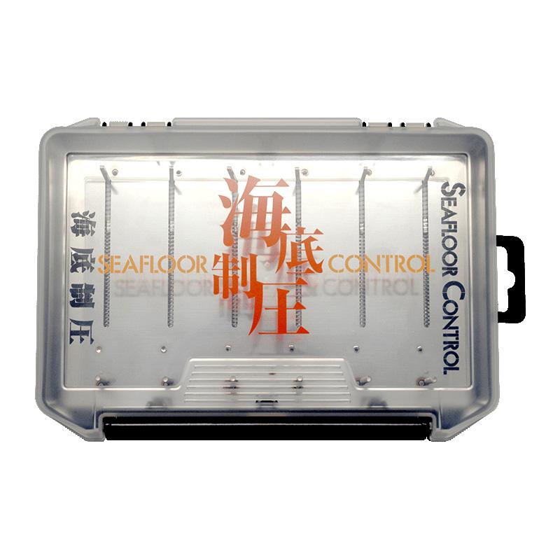 フィッシングケース シーフロアコントロール 海底制圧フックケース 直営店 高級品 205mm ストッカー付