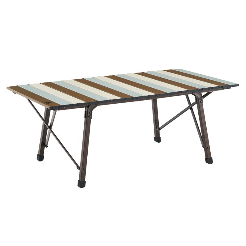 ロゴス(LOGOS)LOGOSLifeキャリーオンテーブルセット4(ヴィンテージ)73173152
