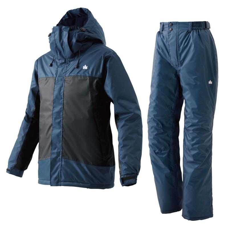 ロゴス(LOGOS) アウトドアブランドLOGOSの防水・防寒ウェア シーレーン XL ネイビー 30377281