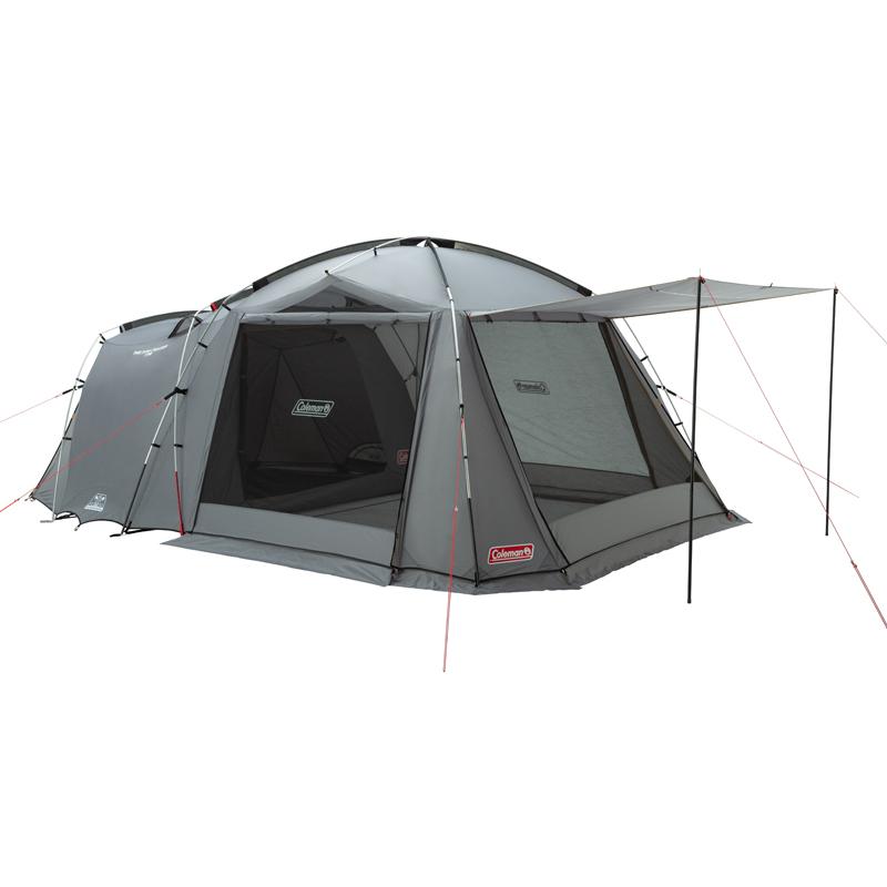 大人気 テント 即日出荷 Coleman コールマン 限定カラー タフスクリーン2ルームハウス 2000038556 ダークグレー