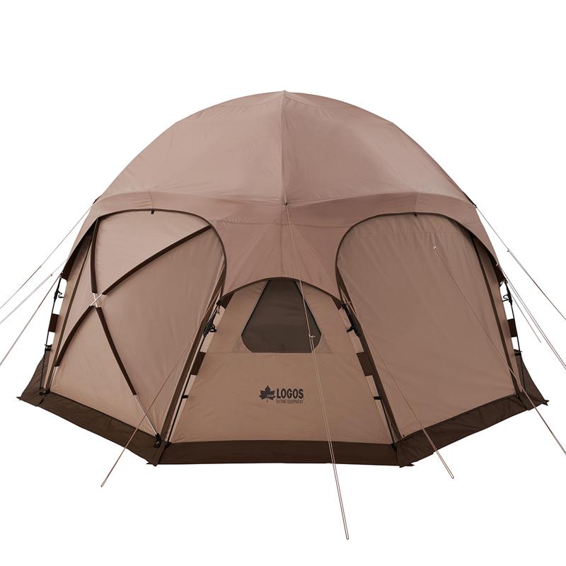 商舗 テント ロゴス LOGOS 2021年新商品 Tradcanvas ソーラー 爆買いセール スペースベース デカゴン500-BA 71459311