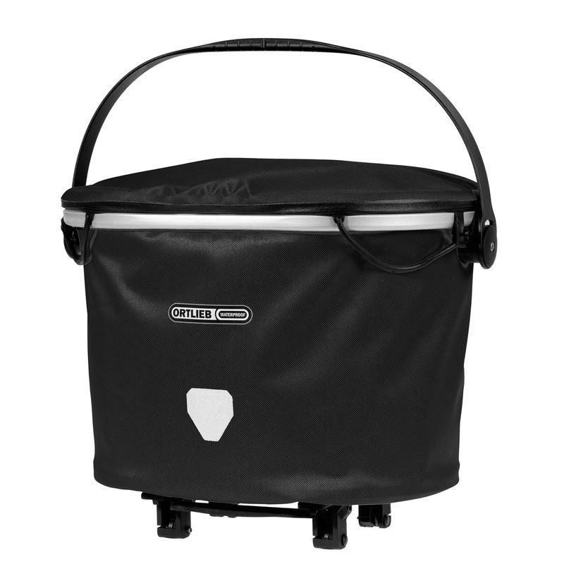自転車バッグ ORTLIEB オルトリーブ 正規品 アップタウン ラック シティ 防水 ハンドルバーバッグ 公式サイト ブラック OUTLET SALE 17.5L フロントバッグ サイクルバッグ OR-F79600