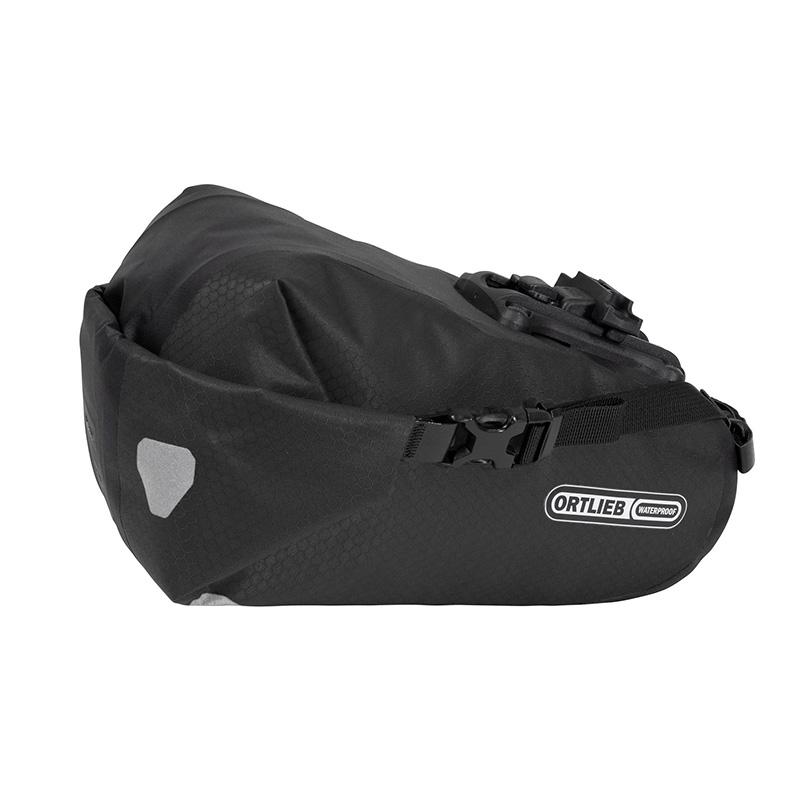 自転車バッグ ORTLIEB お求めやすく価格改定 オルトリーブ 正規品 お歳暮 サドルバッグ2 サイクルバッグ IP64防水 4.1L サドルバッグ OR-F9424 ブラックマット