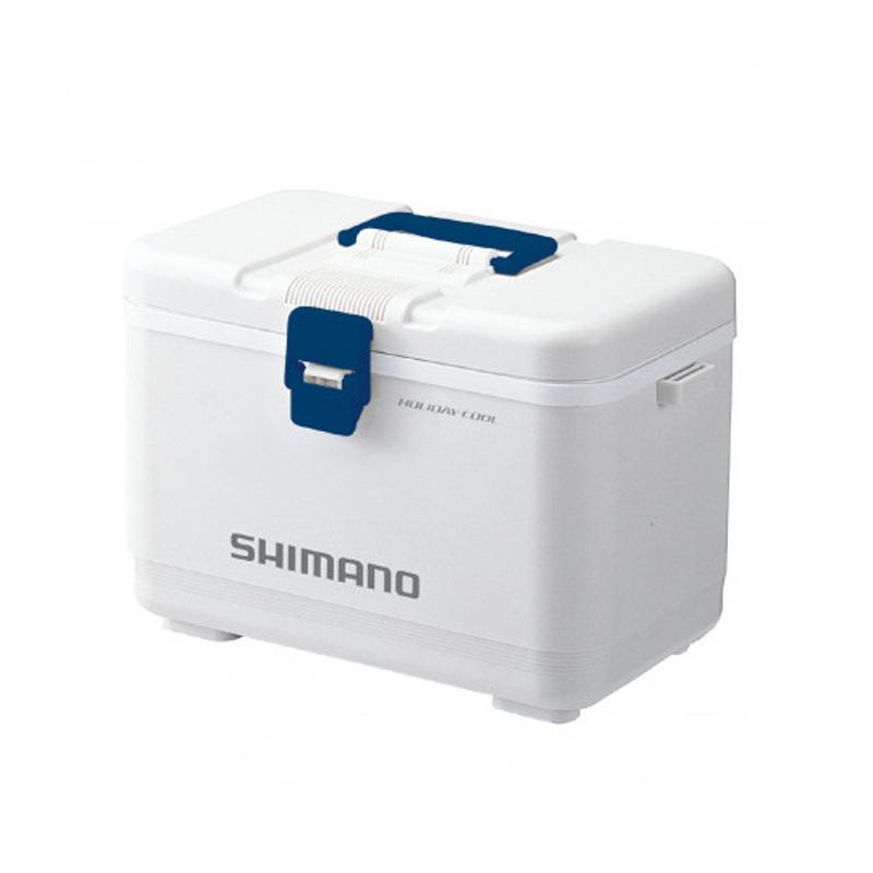 フィッシングクーラー 限定モデル シマノ SHIMANO NJ-406U HOLIDAY 登場大人気アイテム COOL 52000 ホリデー クール 6L 60 ピュアホワイト
