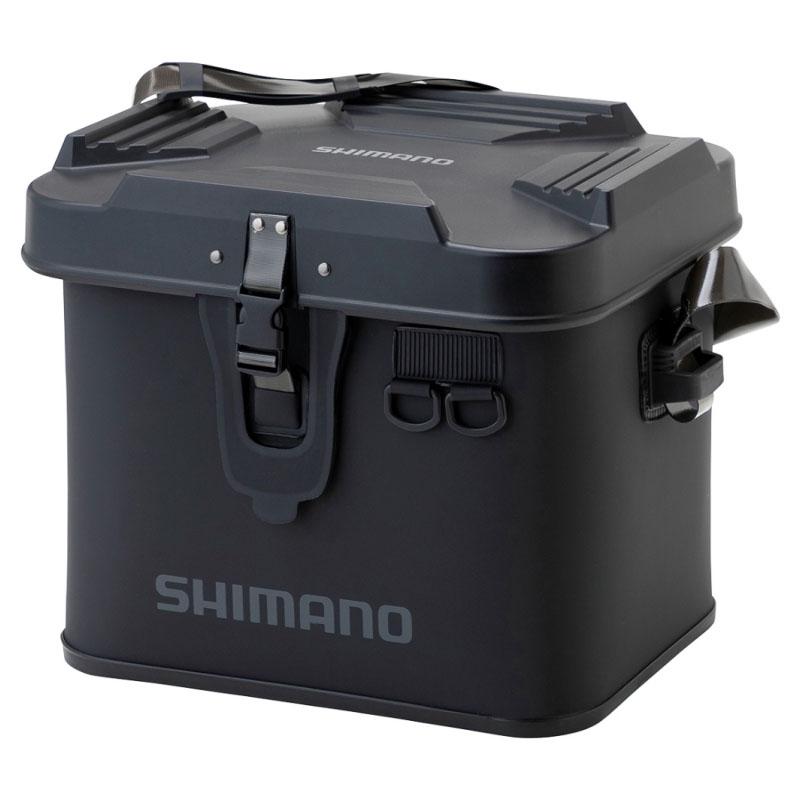 安値 タックルバッグ SALENEW大人気 シマノ SHIMANO BK-001T タックルボートバッグ ハードタイプ ブラック 53101 27L