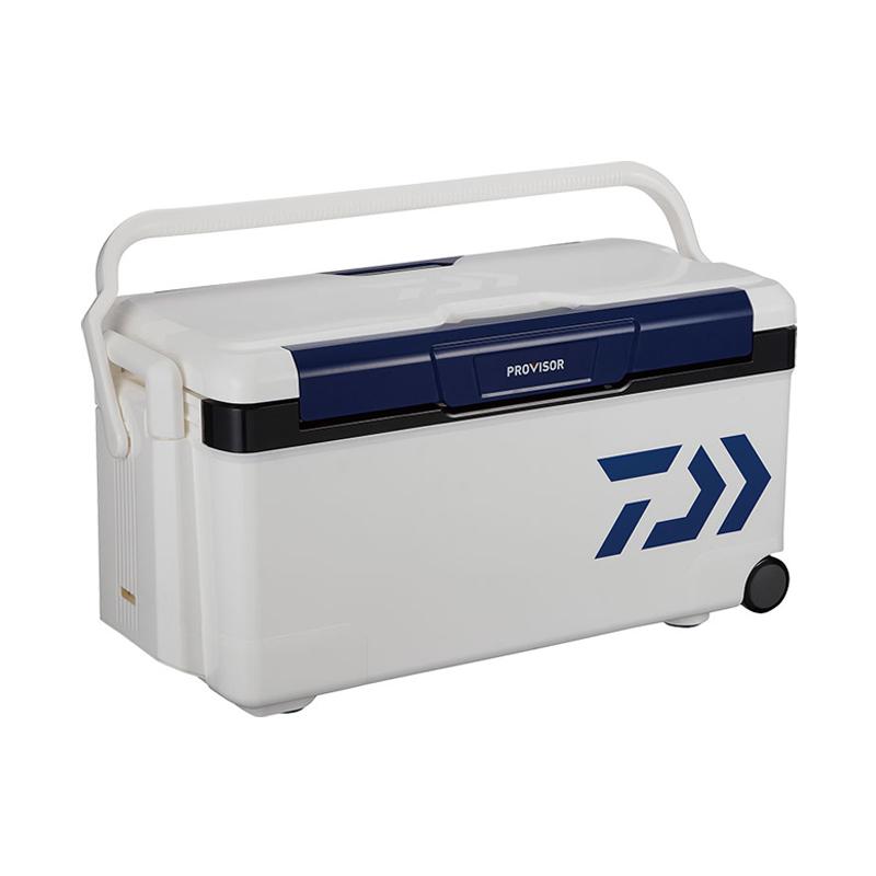 フィッシングクーラー ダイワ(Daiwa) PVトランク HD II GU3500 35L ブルー 03301102