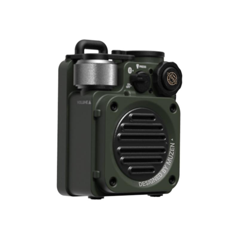 便利小物 安心の定価販売 雑貨 文具 サングラス MUZEN ミューゼン Wild Green Jungle 出群 bluetooth speaker Mini 11013020112