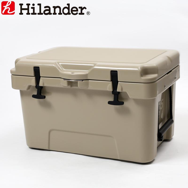 Hilander(ハイランダー) ハードクーラーボックス 35L タン HCA0227