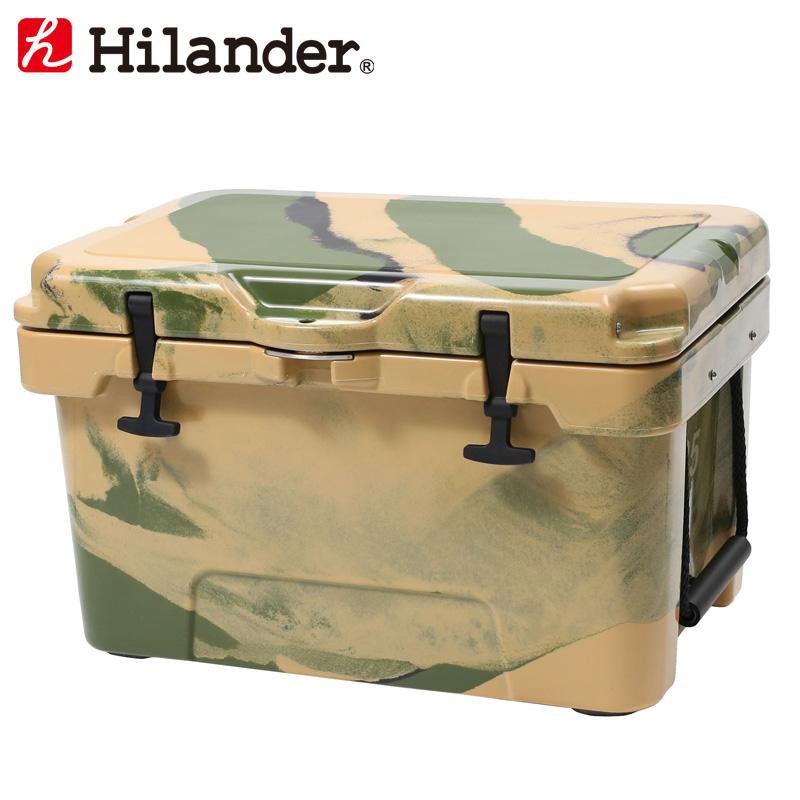 Hilander(ハイランダー) ハードクーラーボックス 35L カモ HCA0267