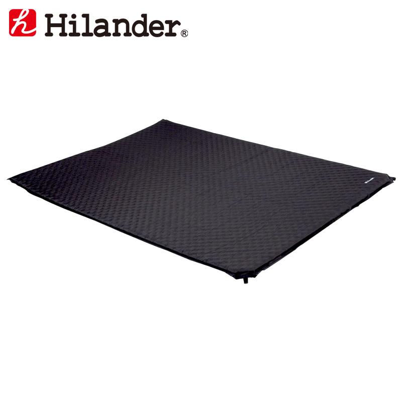 インフレーターマット(枕なしタイプ)3.5cm ダブル