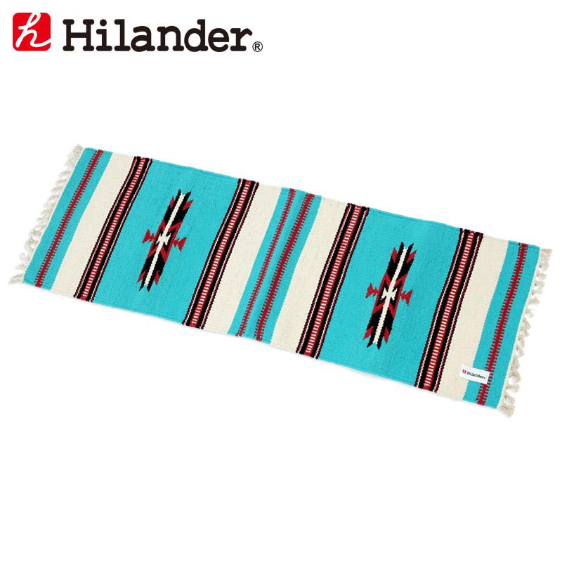 アウトドアテーブル Hilander(ハイランダー) テーブルマット L ターコイズ IPSP6352