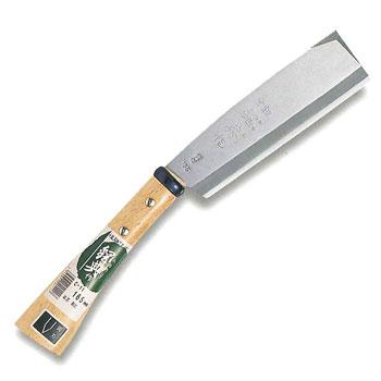 おすすめ アウトドアナイフ 送料無料 鋼典 Kanenori 180mm 鋼付両刃鞘鉈 C-14