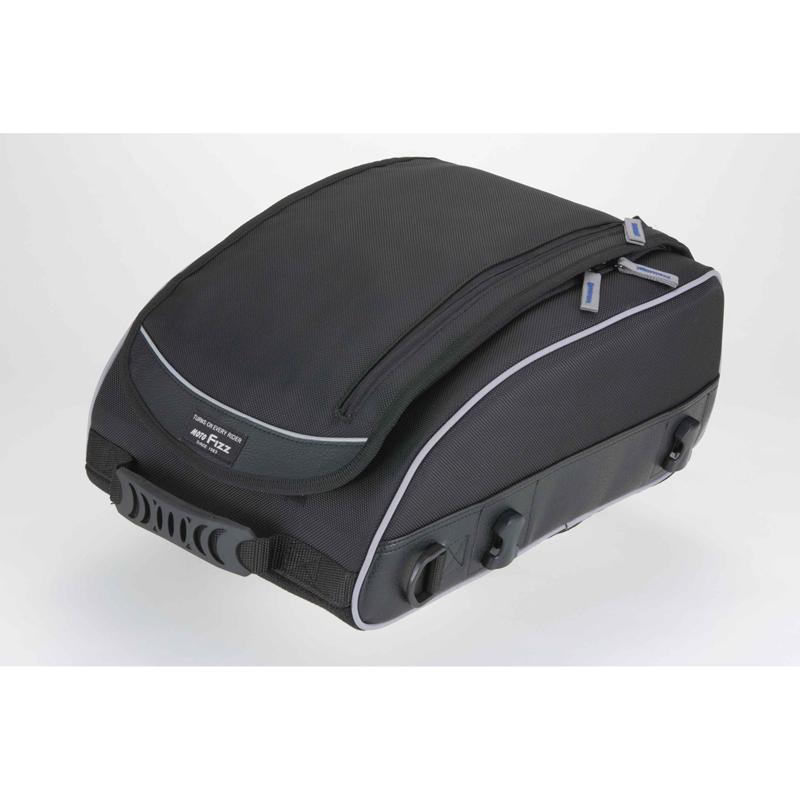 モーターサイクル用品 タナックス 激安挑戦中 TANAX MFK-063 公式ストア 22306063 ユーロシートバッグ ブラック