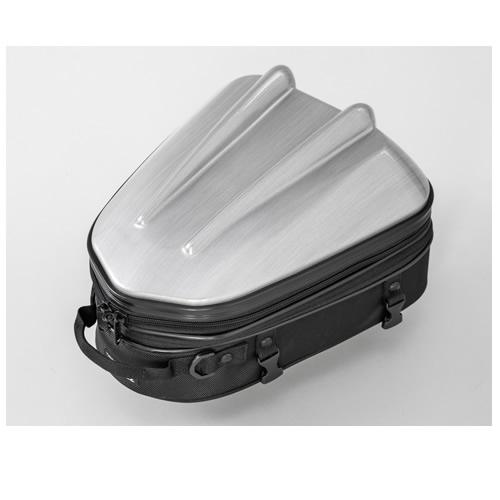 モーターサイクル用品 タナックス TANAX MFK-239 22306239 MT シェルシートバッグ 売店 ヘアラインシルバー 数量限定アウトレット最安価格
