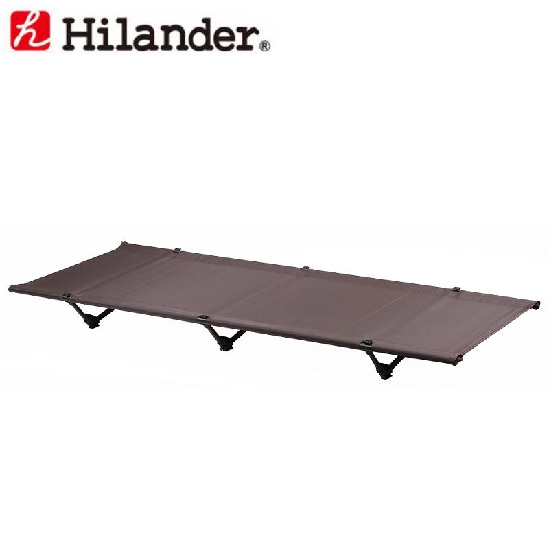 軽量アルミローコット/Hilander(ハイランダー)