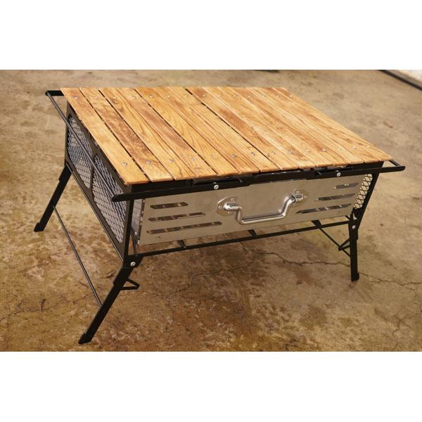 ネイチャートーンズ(NATURE TONES) ディッシュコンテナ・テーブル ブラック