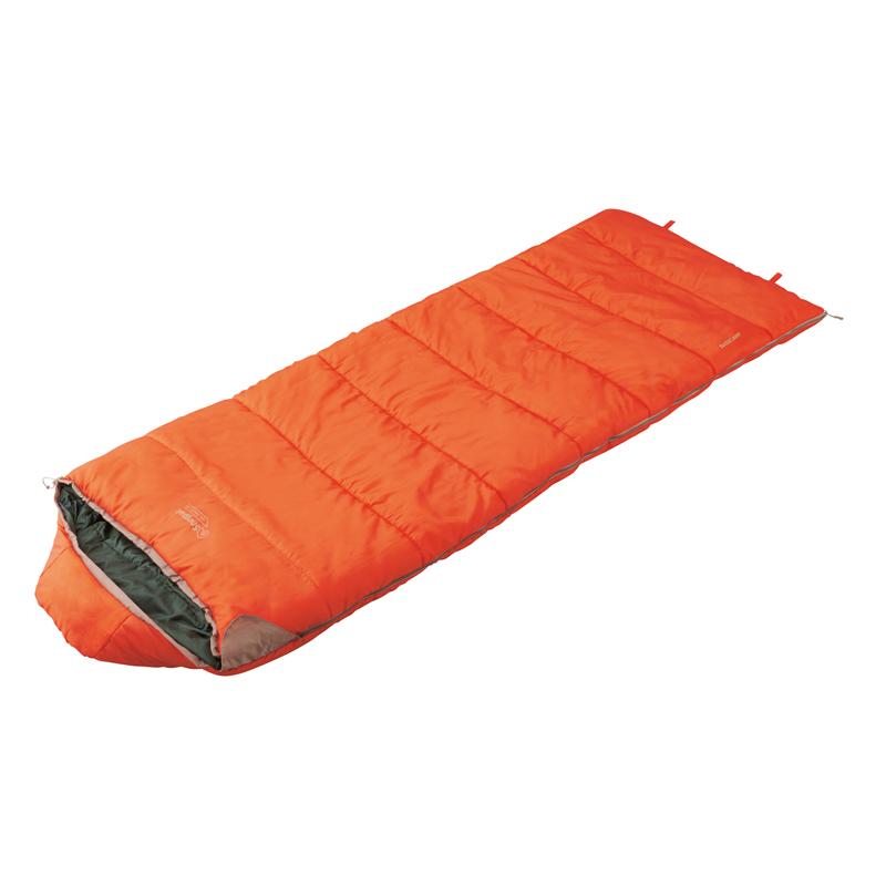 スリーパーエクスペディション スクエア ライトハンド 下限-17度 オレンジ