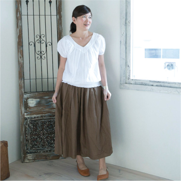 Simple Cotton Clothing for Women