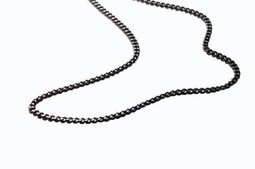 0505TC00/炭化チタンチェーンネックレス 65cm 4940756033081/ファイテン株式会社