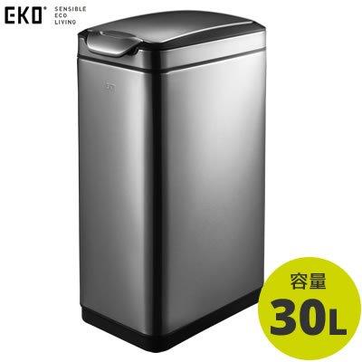 EK9177BS-30L ティナ タッチビン 30L ガンメタリック 6951800656765 EKO JAPAN