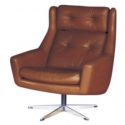 4947849940431 red leather chairs STG-LOU-1133【スパイス社】