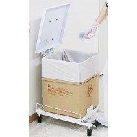 医廃物容器フレーム 可変式 DS2411000 4904771104034/テラモト