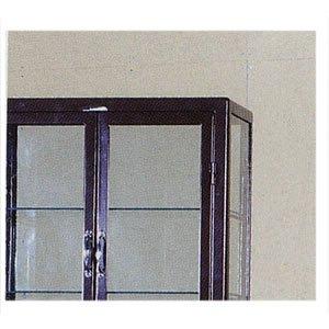 DR.CABINET (L) BROWN/100-158BR ドクター キャビネット コレクションケース コレクション 全面ガラス アクセサリー ディスプレイ DULTON(ダルトン)