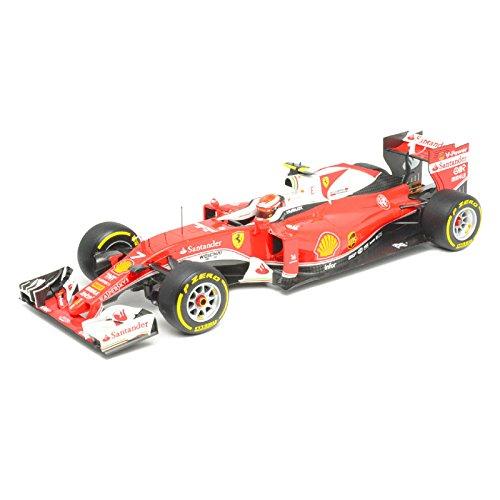 DP1/18フェラーリSF16-HライコネンオーストラリアGP2016 PBBR181607 MINICHAMPS 京商ダイキャスト
