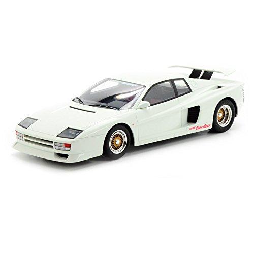 1/18ケーニッヒスペシャルテスタロッサターボ(ホワイト) GTS012KJ GT SPIRIT 京商ダイキャスト