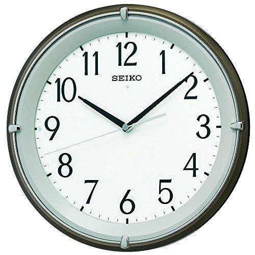 ロワール 全面点灯電波掛時計 B3173049 4517228036484 11299831