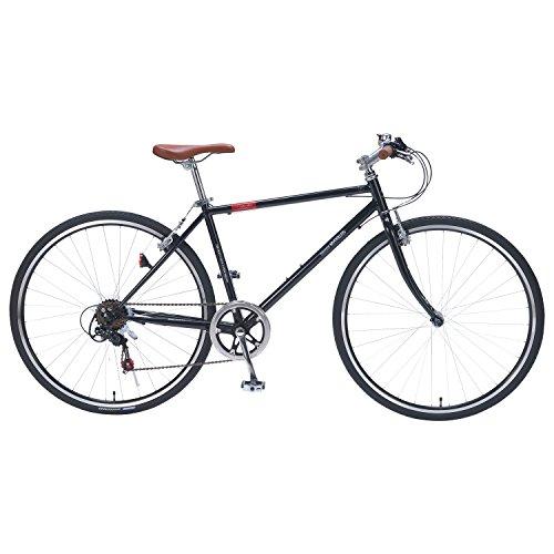 株式会社 池商 クロスバイク700C・6SP M-604 4547035 160423 ブラック