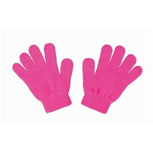 【おまとめ40個セット】 アーテック カラーのびのび手袋 蛍光ピンク 2266 4521718022666