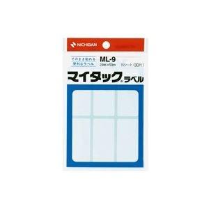 【販売セット数:200】4987167000899 ニチバン マイタツクラベル ML-9      ML-9